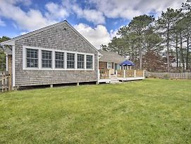 New-Family Cape Cod Home 7 Min To Bass River Beach photos Exterior