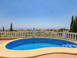 Beautiful Detached Villa10 People Private Swimming Pool And 180 Degrees Sea View photos Exterior