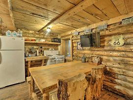 Rustic Log Cabin On 1,000 Acres By Mesa Verde photos Exterior