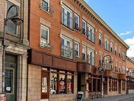 Quebec E Boulevard Charest Apartment Loft photos Exterior