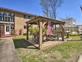 Boho Apartment In Music Row With Outdoor Amenities! photos Exterior