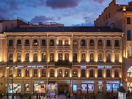 Nevsky Forum Hotel photos Exterior