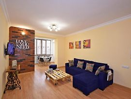 Jazzy Apartment Yerevan City Center photos Exterior