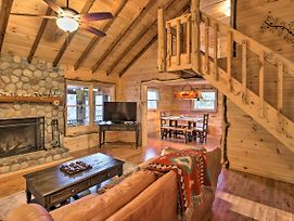 Remodeled Fishing Retreat On Toccoa River! photos Exterior