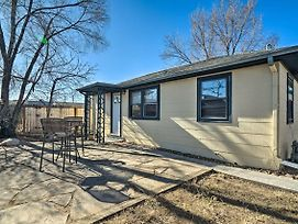 Cottage W/ Patio In The Heart Of Co Springs! photos Exterior