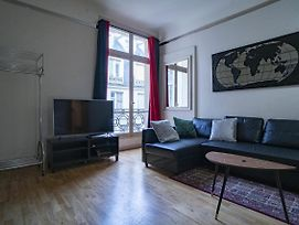Cozy Studio On The Avenue Des Champs Elysees! photos Exterior