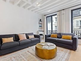 Modern 2-Bed Apt In Paris With Great Transportation Links photos Exterior