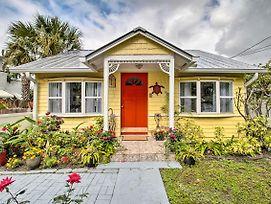 Quaint Stuart Cottage W/ Patio, 6Mi To Beach! photos Exterior