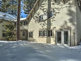 New! Remodeled Ski Cottage, 1 Mile To Squaw Valley photos Exterior