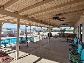 Private Oasis W/ Views, 2 Mi To Lake Havasu! photos Exterior