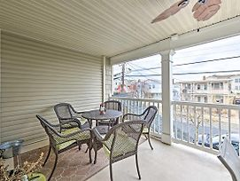 Wildwood Condo More Than 1 Mile To Beach & Boardwalk! photos Exterior