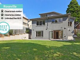 Roseville Light Filled House Near Chatswood Nrv455 photos Exterior