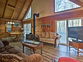 Wintergreen Home With Deck - Near Skiing And Hiking! photos Exterior