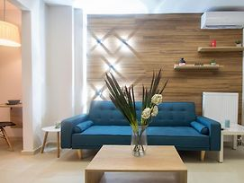 Beautiful Design Flat In Central Thessaloniki! photos Exterior