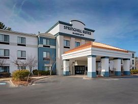Springhill Suites Manchester-Boston Regional Airport photos Exterior