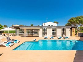 Cala'N Blanes Villa Sleeps 8 With Air Con And Wifi photos Exterior