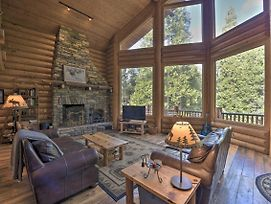 Off The Grid Luxury Cabin, Near Wineries And Skiing! photos Exterior