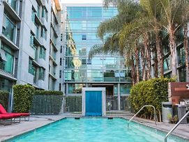 Modern Apartments In Downtown La photos Exterior