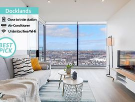 Docklands Brand New Apt With Amazing View Vdo915 photos Exterior