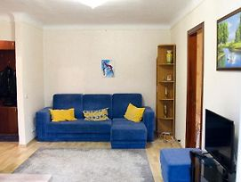 Apartment In The Park Area Of The Dnipro photos Exterior