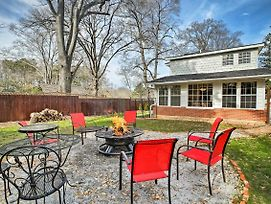 Cheery Cottage With Yard - Marietta Square Less Than 1 Mi photos Exterior
