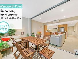 Waterview 1 Bed Parking Close To Olympic Park Nwp018 photos Exterior