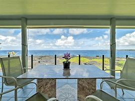 Big Island Oceanfront Home - Great Whale Watching! photos Exterior