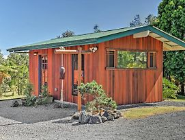 Cozy Volcano Studio W/Phenomenal Rainforest Views! photos Exterior