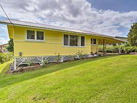 Charming Historic Hilo House - Minutes To Beach! photos Exterior