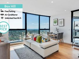 Designer Home With View 2 Bed In Box Hill Vbh850 photos Exterior