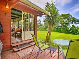 Intimate Garden Bungalow Mins To Two Step Beach! photos Exterior
