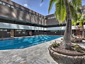 Downtown Honolulu Suite-Near Ala Moana Beach! photos Exterior
