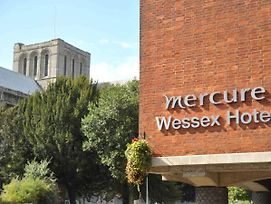 Mercure Winchester Wessex Hotel photos Exterior