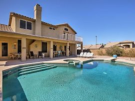 Family-Friendly Goodyear Home W/Private Pool + Spa photos Exterior