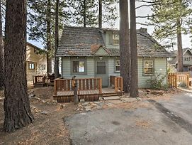 Beachfront Tahoe Cabin, 8 Miles To Northstar! photos Exterior