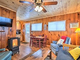 New! Welcoming Cabin Nestled By Lake Charlevoix! photos Exterior