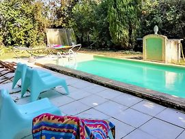 Awesome Home In Bedarrides W/ Outdoor Swimming Pool, Outdoor Swimming Pool And 1 Bedrooms photos Exterior