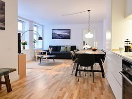 Cozy 2-Bedroom Apartment In Downtown Copenhagen, 350 Meters To The Metro Station photos Exterior