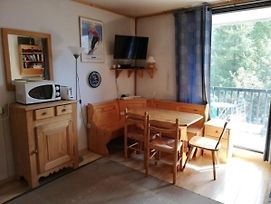 Apartment Location Appartement Flaine 1 Piece 4 Personnes 2 photos Exterior