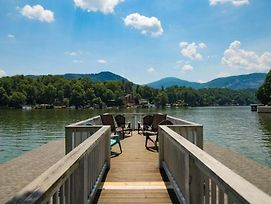 Large Lakefront Cabin W/Kayaks And Boathouse Home photos Exterior