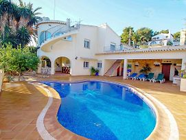 May - Pretty Holiday Property With Private Pool In Benissa photos Exterior