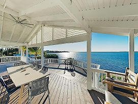 Dazzling Bay-View Home W/ Boat Docks & Huge Deck Home photos Exterior