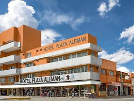 Hotel Plaza Aleman photos Exterior