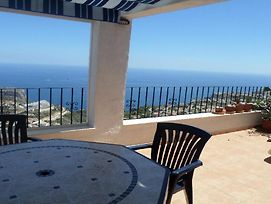 Apartment With 3 Bedrooms In Benitachell With Wonderful Sea View Private Pool Furnished Terrace 3 Km From The Beach photos Exterior