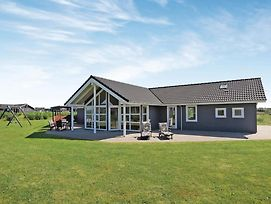 Four Bedroom Holiday Home In Lokken photos Exterior