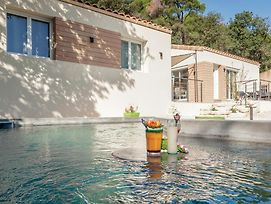 Stunning Home In Saint Marcel D'Ardeche W/ Wifi, 3 Bedrooms And Outdoor Swimming Pool photos Exterior