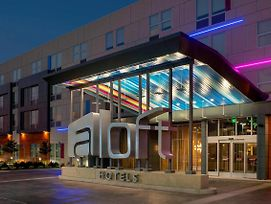 Aloft Charlotte Airport photos Exterior