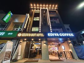 Browndot Hotel Songtan photos Exterior