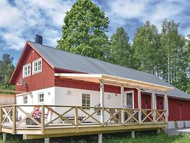 Four Bedroom Holiday Home In Langserud photos Exterior