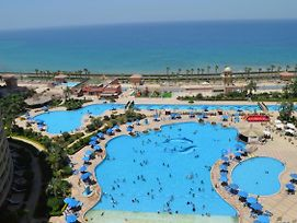 Apartments At Porto Ain Sokhna Resort Club - Families Only photos Exterior